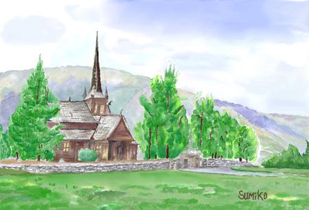 北欧の教会